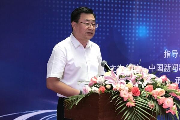 国家新闻出版广电总局印刷发行司司长刘晓凯