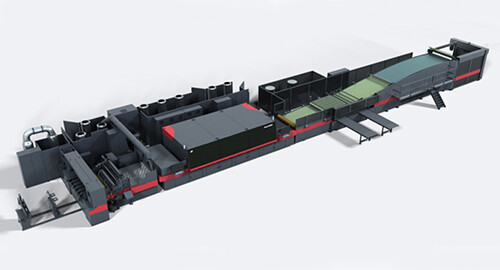 EFI Nozomi C18000 瓦楞纸单通道打印机