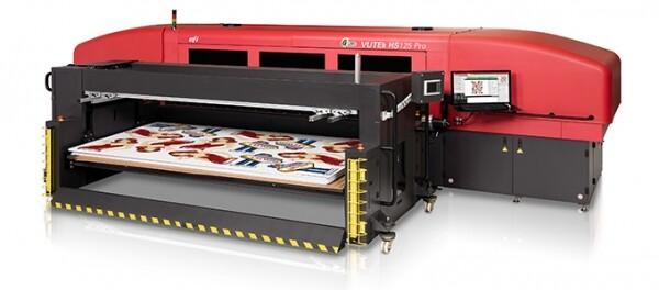 EFI VUTEk HS125 Pro超宽幅面打印机