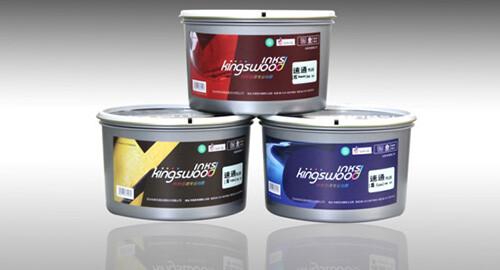 科斯伍德GLOBY-ISO速通环保胶印油墨