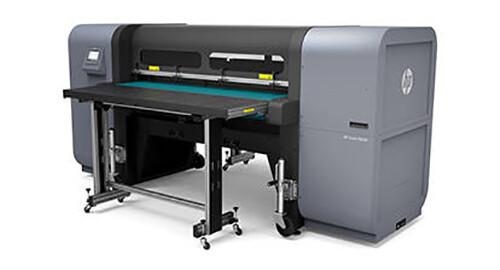 惠普HP Scitex FB550 工业打印机