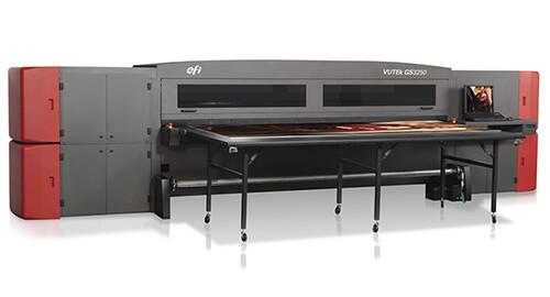 EFI VUTEk GS3250超宽幅面打印机
