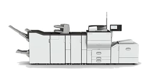 理光Pro C5200S单页彩色生产型数码印刷机
