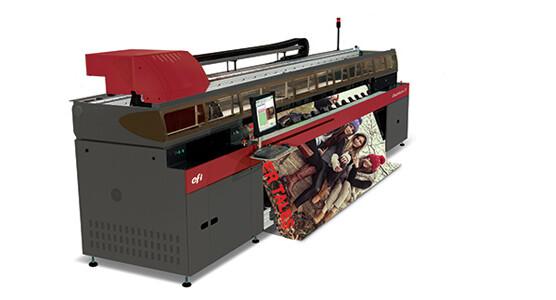 EFI Quantum 3超宽幅面卷对卷打印机