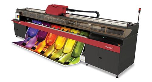 EFI Matan 3 超宽幅面卷对卷打印机