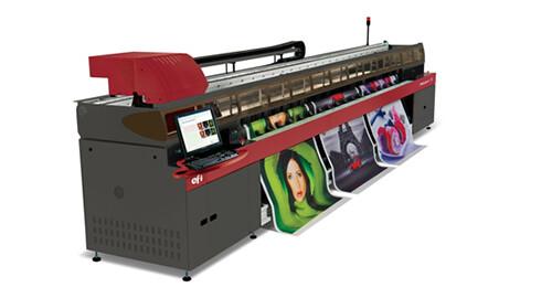 EFI Matan 5 超宽幅面卷对卷打印机