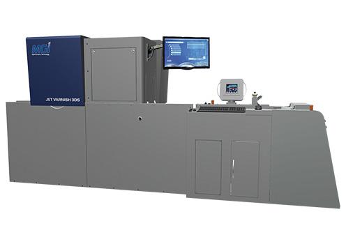 柯尼卡美能達JETVARNISH 3DS 工業型數字印刷系統
